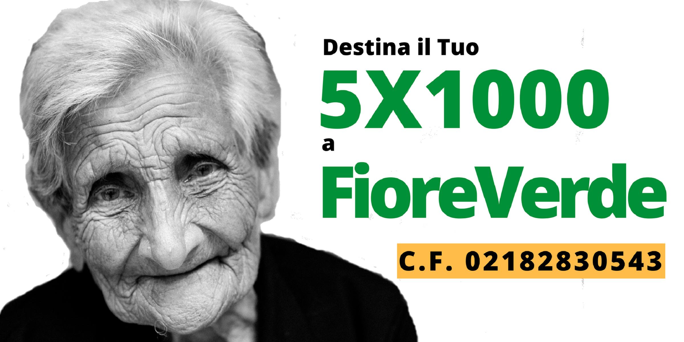 FIORE VERDE è una organizzazione SENZA SCOPO DI LUCRO libera e indipendente - C. F. / P. IVA 02182830543 - PEC fioreverde@pec.it